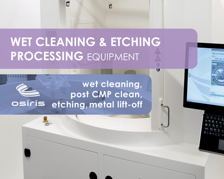 wet cleaning and etching processing equipment